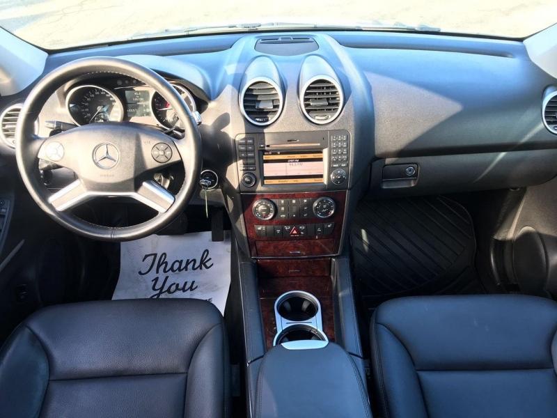 Mercedes-Benz M-Class 2010 price $14,500