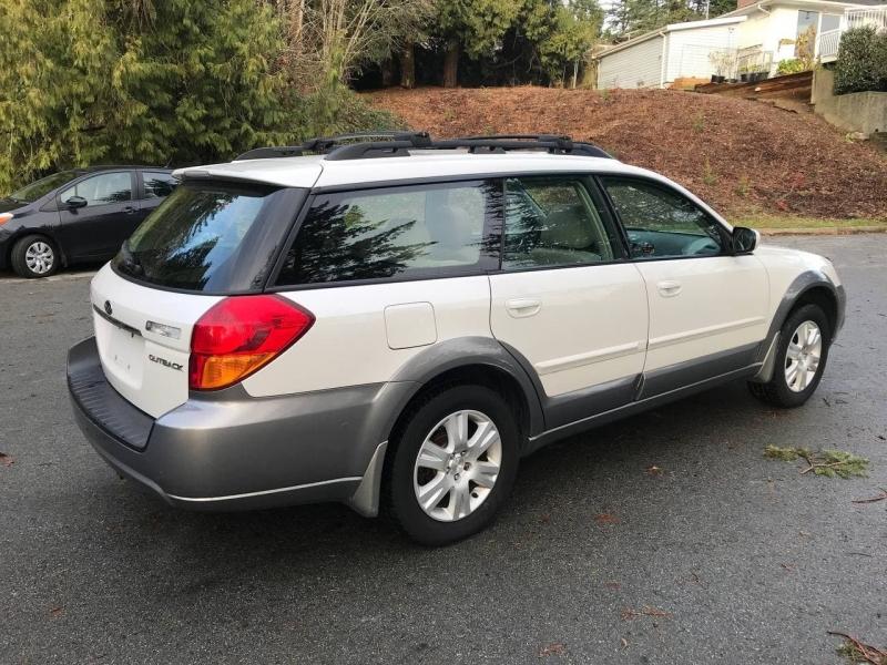 Subaru Outback 2005 price $4,900