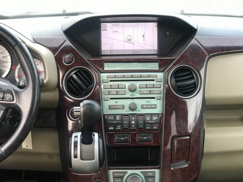 Honda Pilot 2011 price $11,800