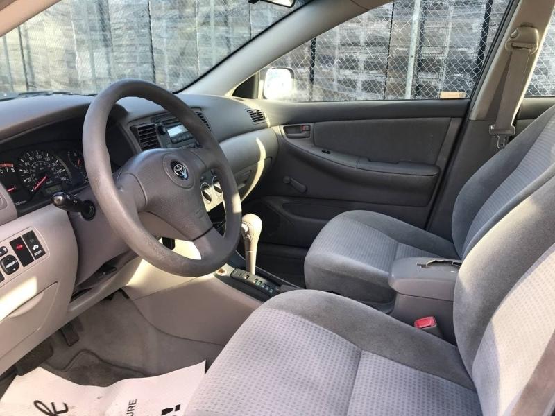 Toyota Corolla 2005 price $3,800