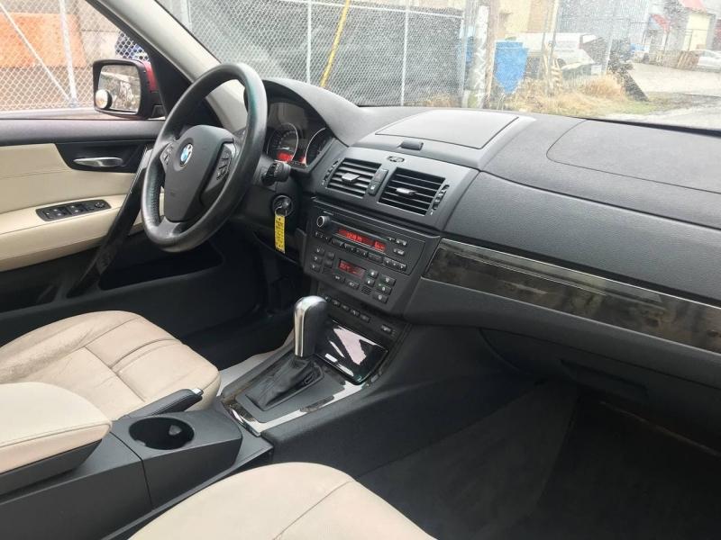 BMW X3 2009 price $10,500