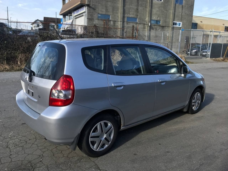 Honda Fit 2007 price $6,800