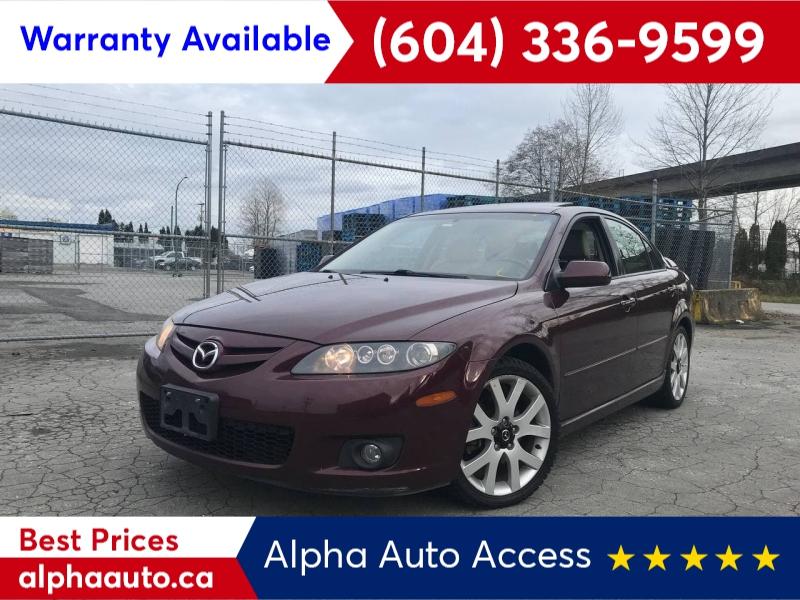 Mazda 6 2006 price $3,500