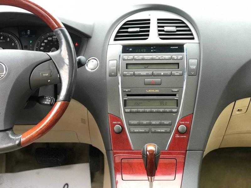 Lexus ES 350 2007 price $7,800