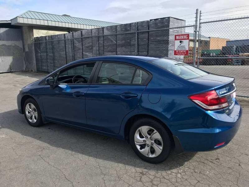 Honda Civic Sdn 2013 price $7,800