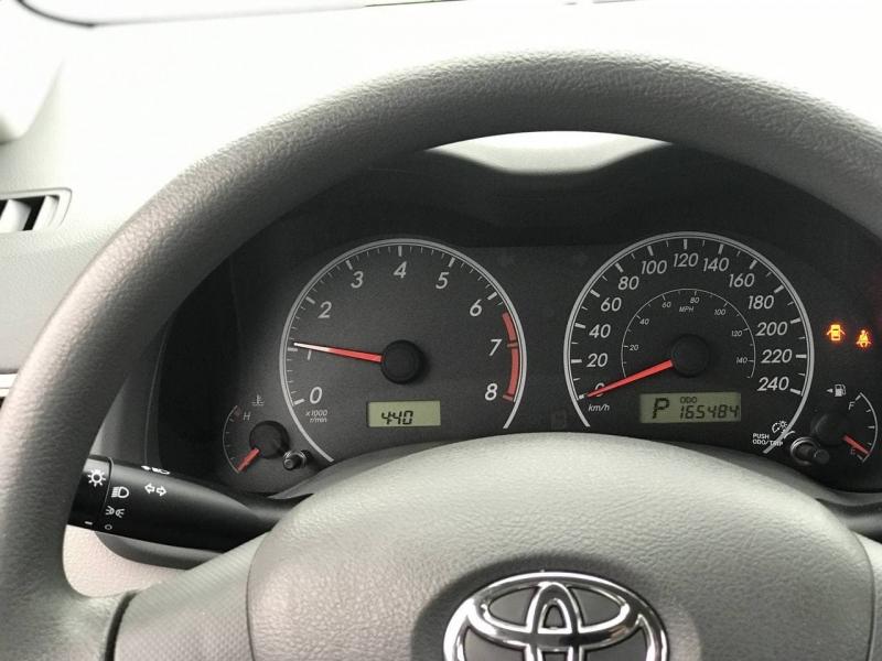 Toyota Corolla 2009 price $7,800