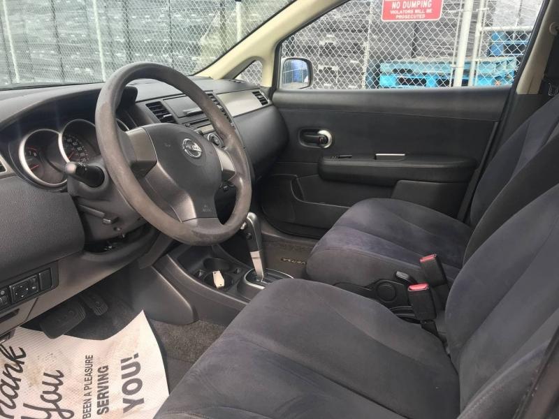 Nissan Versa 2007 price $3,500