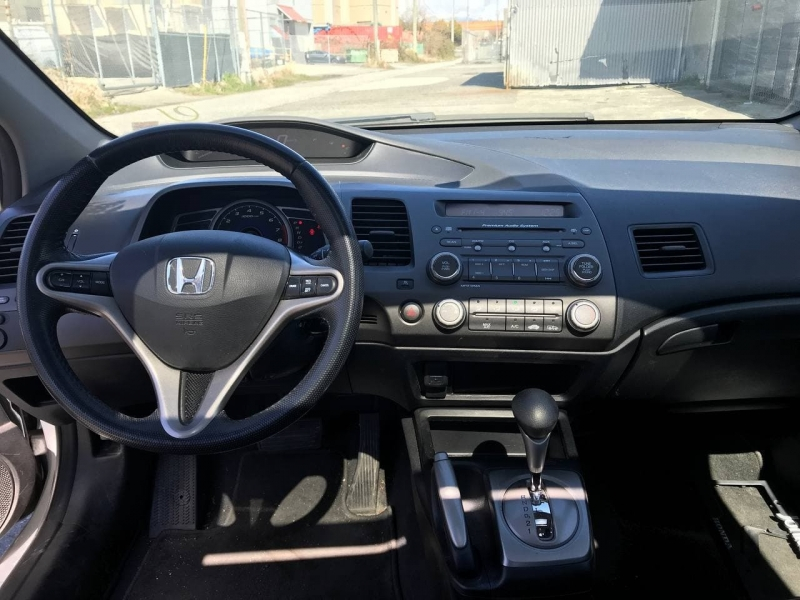 Honda Civic Cpe 2009 price $5,800
