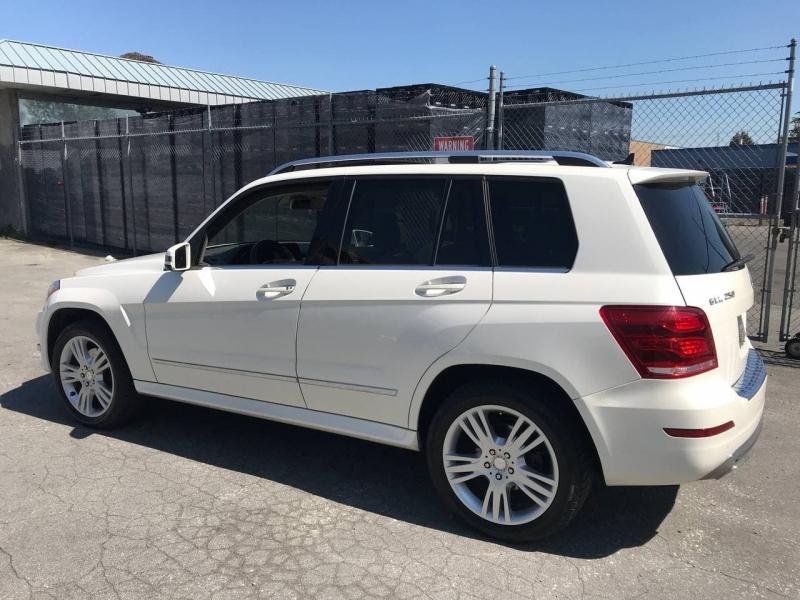 Mercedes-Benz GLK-Class 2014 price $24,800