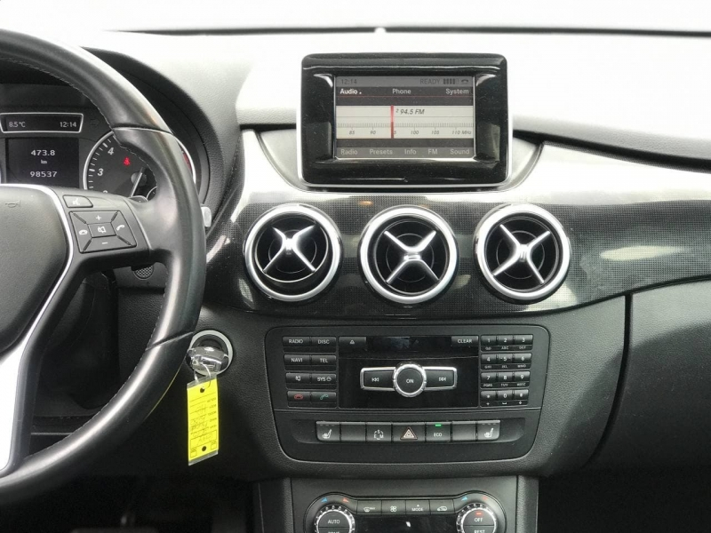 Mercedes-Benz B-Class 2013 price $10,800