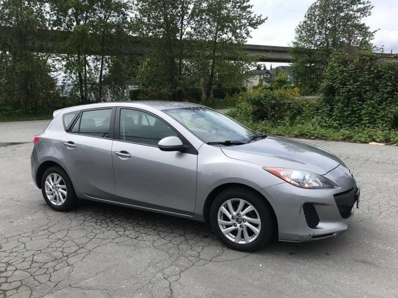 Mazda Mazda3 2013 price $8,500