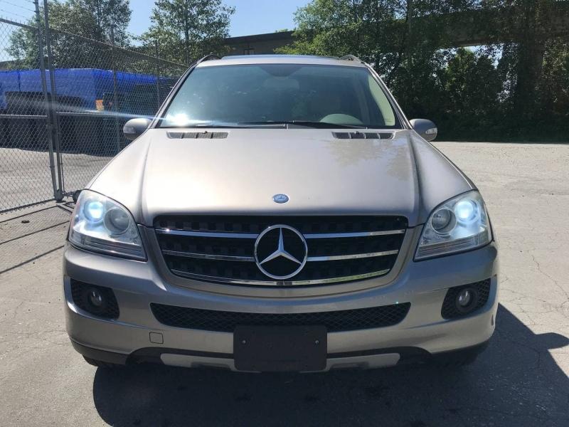Mercedes-Benz M-Class 2007 price $9,800