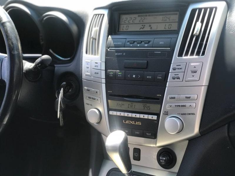 Lexus RX 400h 2007 price $8,800