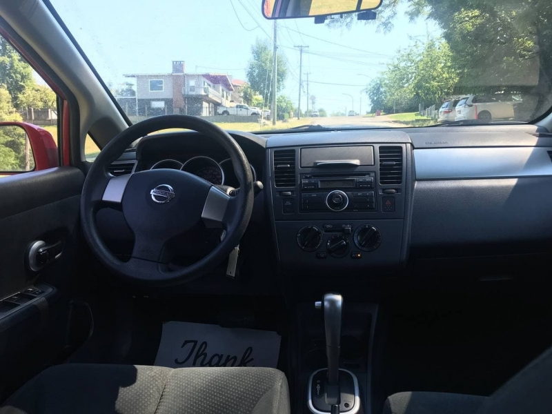 Nissan Versa 2010 price $5,800