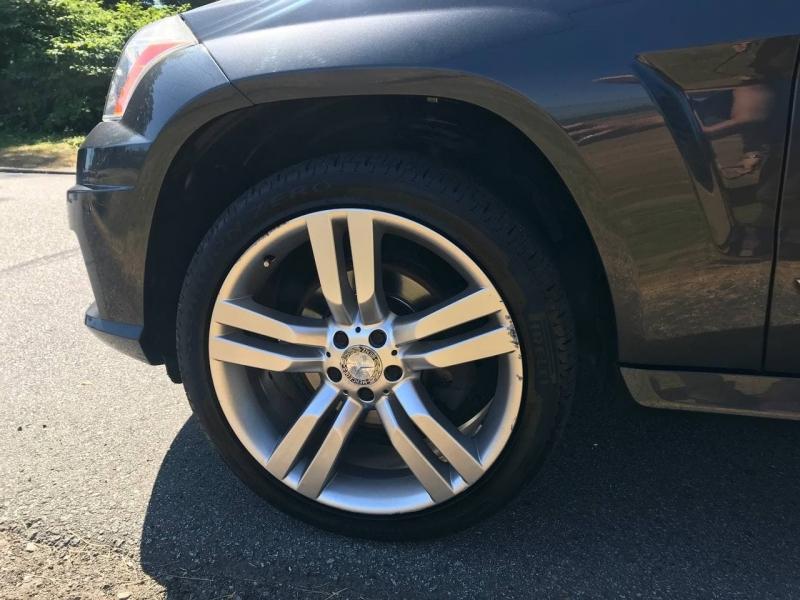 Mercedes-Benz GLK-Class 2012 price $15,800