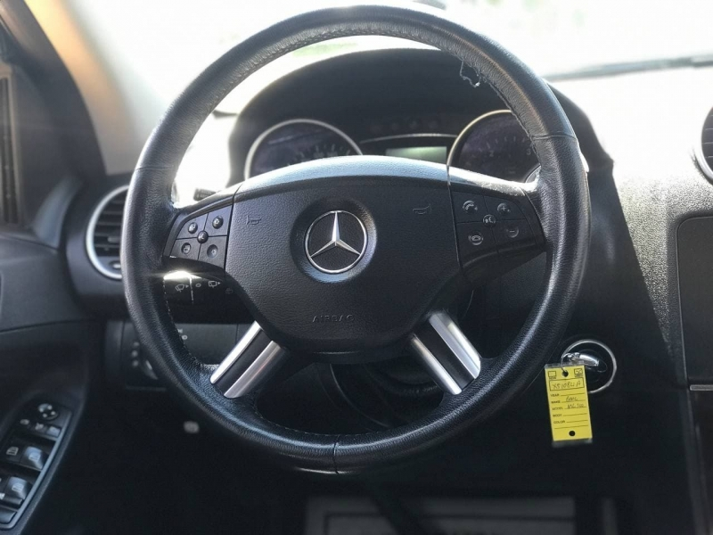Mercedes-Benz M-Class 2008 price $8,800