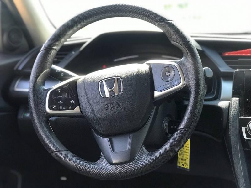 Honda Civic Sedan 2017 price $12,800