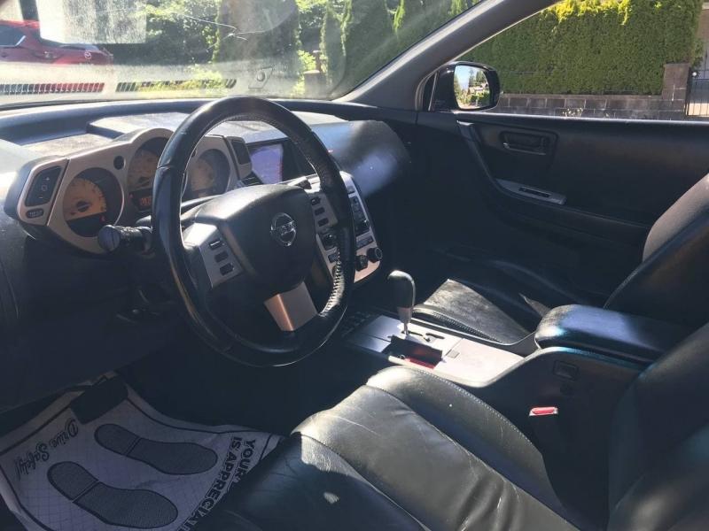 Nissan Murano 2005 price $4,800