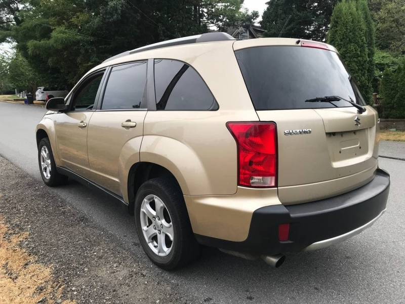 Suzuki XL 7 2007 price $4,500