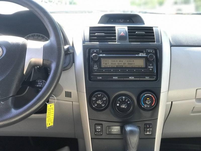 Toyota Corolla 2013 price $9,800