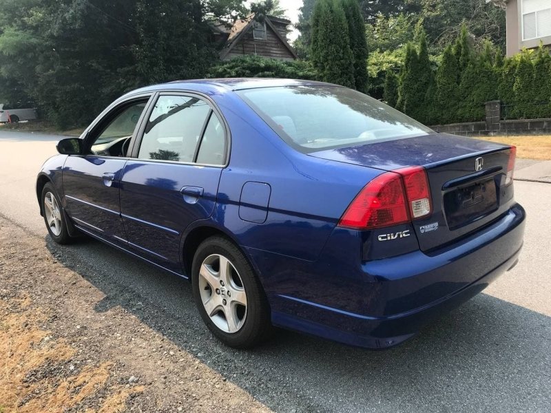 Honda Civic Sdn 2005 price $4,500