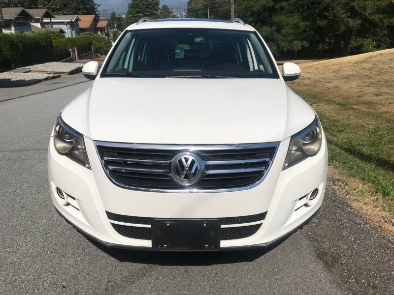 Volkswagen Tiguan 2010 price $10,800