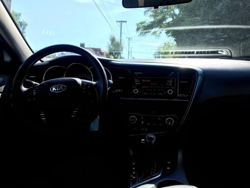 Kia Optima 2013 price $6,800
