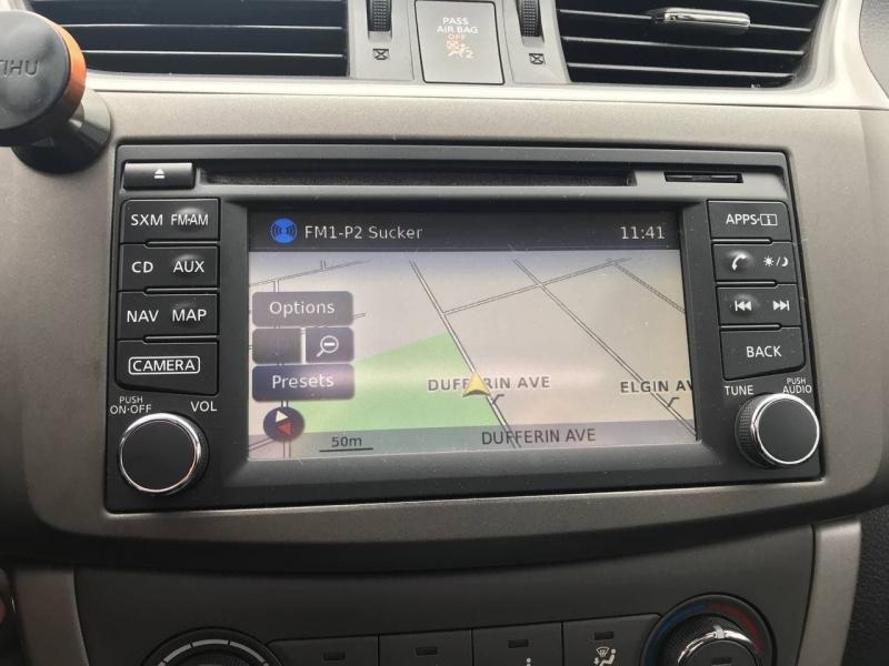 Nissan Sentra 2014 price $10,800