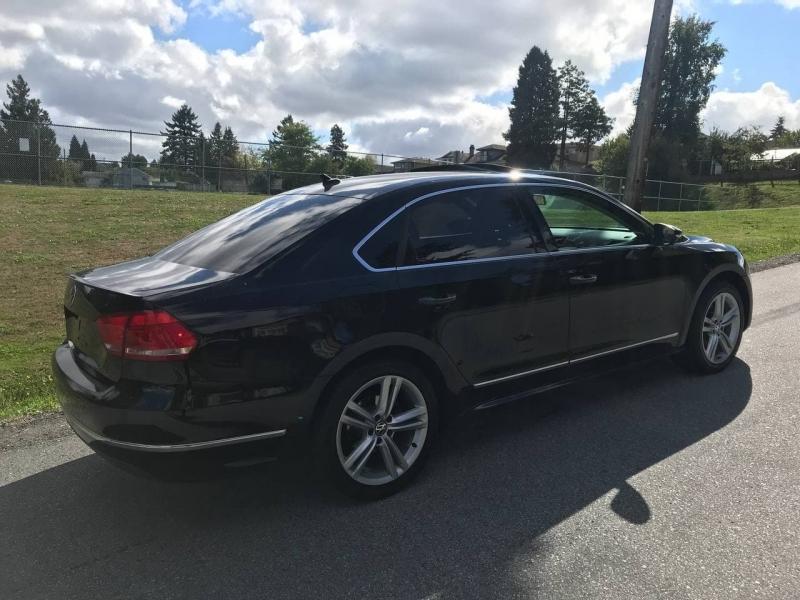 Volkswagen Passat 2012 price $10,500