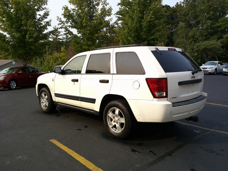 Jeep Grand Cherokee 2005 price $3,950