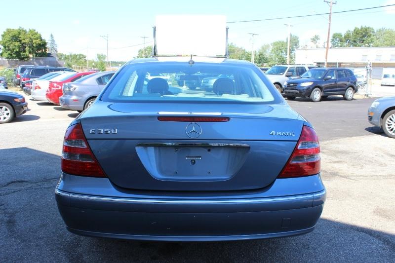 Mercedes-Benz E-Class 2006 price $4,950