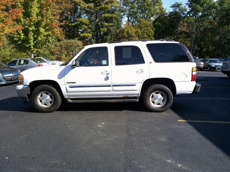 GMC Yukon 2005 price $4,750
