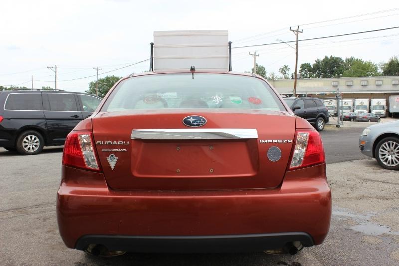 Subaru Impreza Sedan 2010 price $4,999