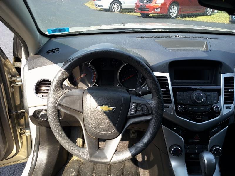 Chevrolet Cruze 2012 price $4,450