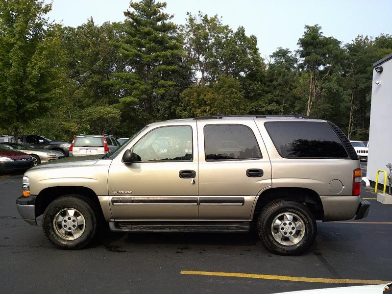Chevrolet Tahoe 2003 price $3,550