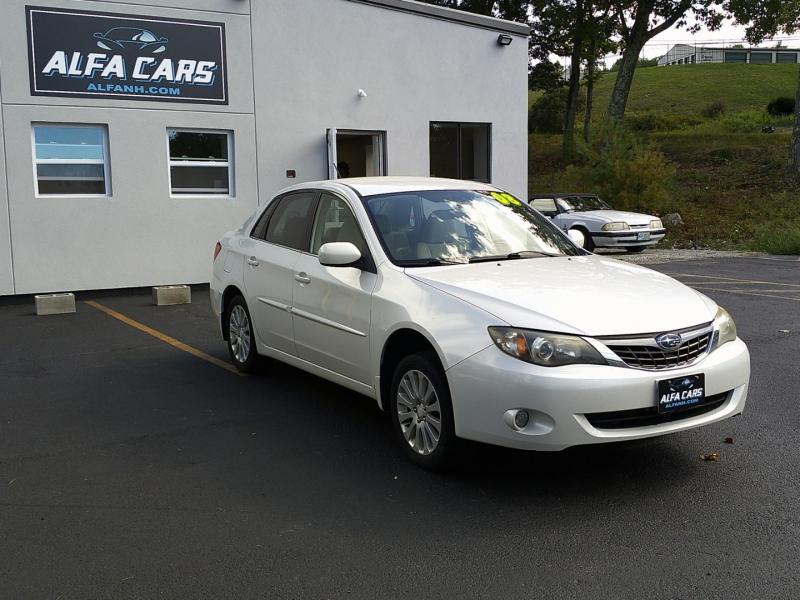 Subaru Impreza Sedan (Natl) 2008 price $4,950