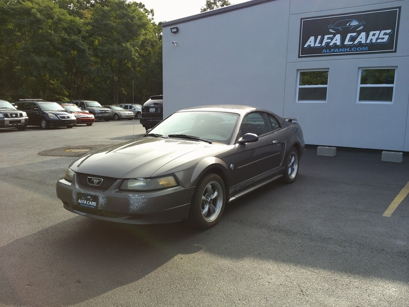 Ford Mustang 2004 price $3,950