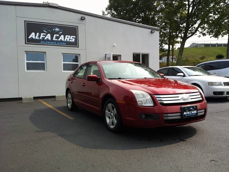 Ford Fusion 2008 price $4,499