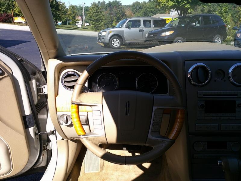 Lincoln MKZ 2008 price $3,450