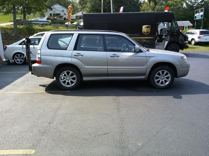 Subaru Forester 2007 price $5,555