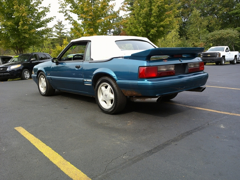 Ford Mustang 1993 price $4,950