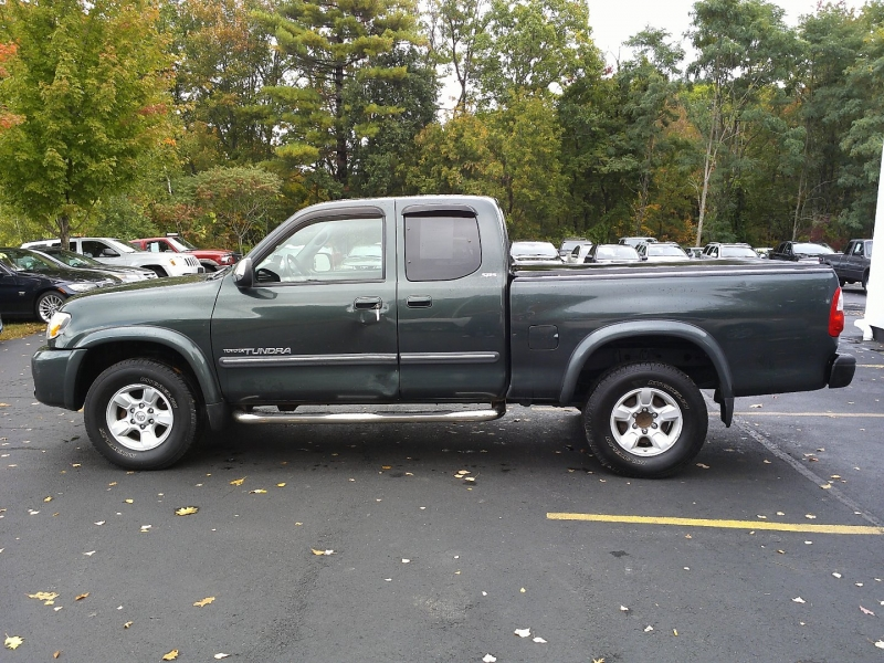 Toyota Tundra 2006 price $8,550