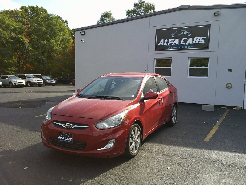 Hyundai Accent 2013 price $3,950