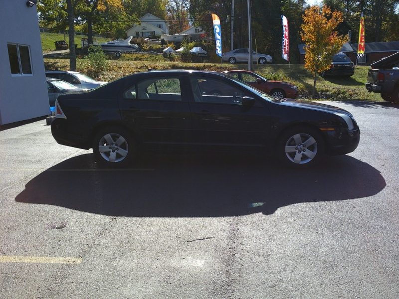 Ford Fusion 2009 price $3,850