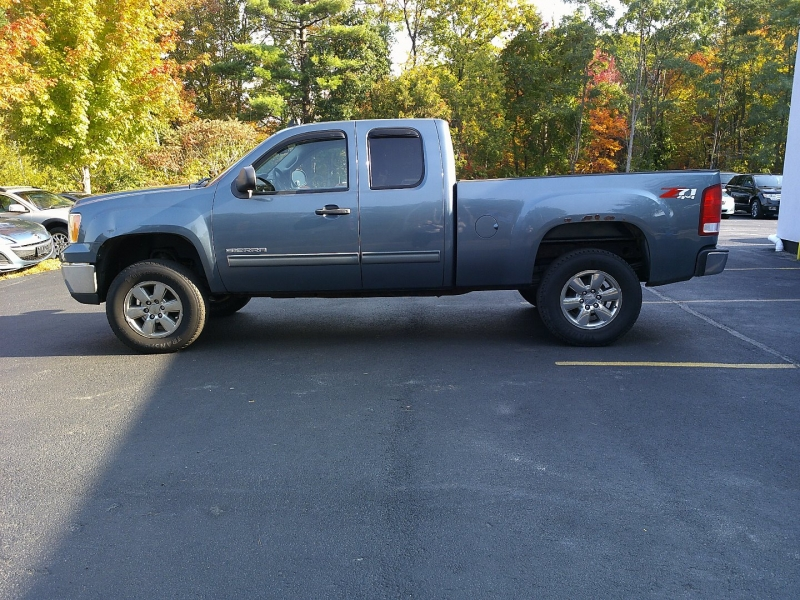 GMC Sierra 1500 2011 price $12,950