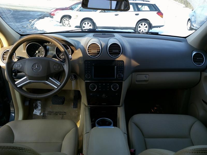 Mercedes-Benz M-Class 2011 price $8,000