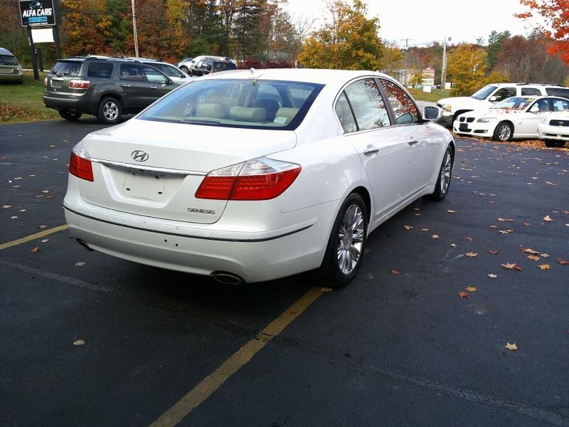 Hyundai Genesis 2009 price $4,950
