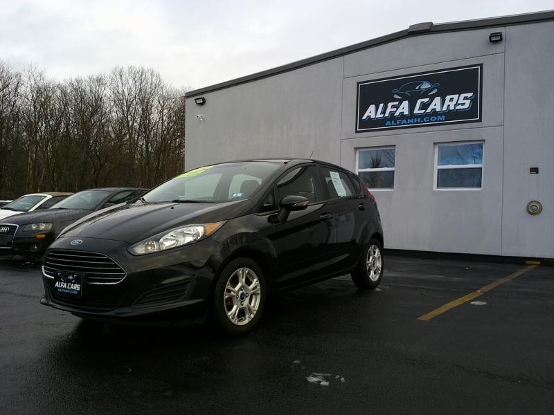 Ford Fiesta 2014 price $4,850
