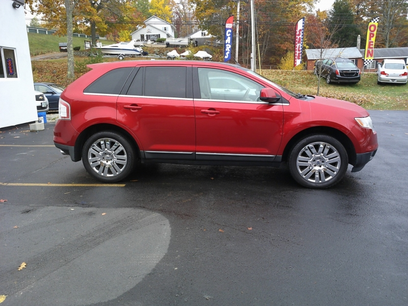Ford Edge 2010 price $6,450