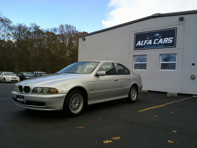 BMW 5-Series 2002 price $3,850